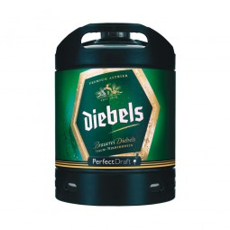 Diebels Alt Perfect beer Draft keg 6 liters 4.9% vol.
