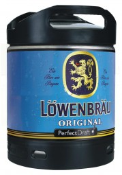 Lowebrau beer Original Perfect Draft 6 liter keg 5.2% vol