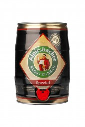 Alpirsbacher Special 5,2% vol. 5 liters of party barrel